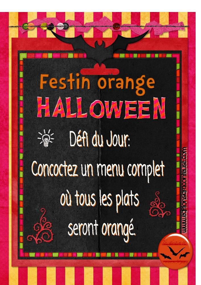 Menu-orange-Halloween